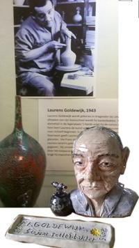 Laurens Goldewijk - 50 jaar pottenbakker 2015